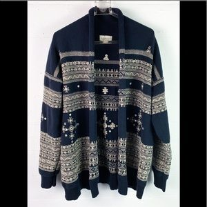 Ralph Lauren Denim & Supply Mirror Cardigan New